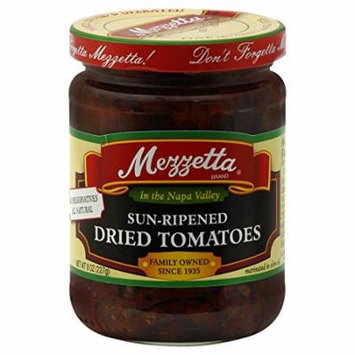 Mezzetta Sun Ripened Dried Tomato & Olive Oil 8.0 OZ(Pack of 1)