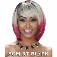 Sis Slay Futura Synthetic Hair Full Wig - SENA (4 Medium Brown)
