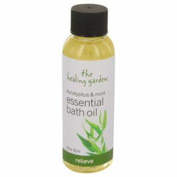 Eucalyptus & Mint by The Healing Garden - Bath Oil - Relieve 2 oz