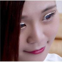 Smarit Voice Control LED Eyelashes F.Lashes Luminous Eyelid Tape Glowing False Eye lashes