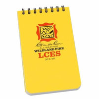 All-Weather LCES Wildland Fire Notebook, 3