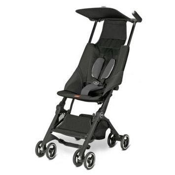 GB Pockit Stroller in Monument Black