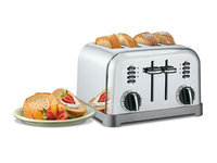 Cuisinart Metal Classic 4 Slice Toaster-METAL-One Size
