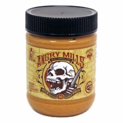 Angry Mills Peanut Spread White Chocolate Protein By Sinister Labs - 12 Ounces