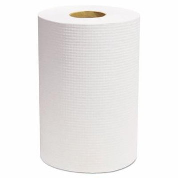 Select Roll Paper Towels, White, 7 7/8