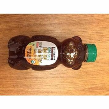 Kirkland Signature Organic Raw Honey, 1 lb 8 oz