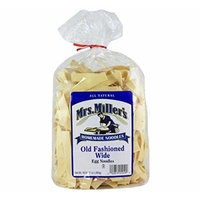 Mrs. Millers Old Fashioned Wide Noodles 16oz. Bag (2 Bags)