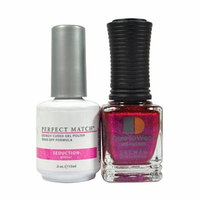LECHAT Perfect Match Gel Polish + Matching Lacquer - (SEDUCTION) From Love obsession Collection