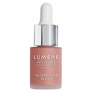 Lumene Watercolor Blush, Pink Blossom, 0.5 Fluid Ounce