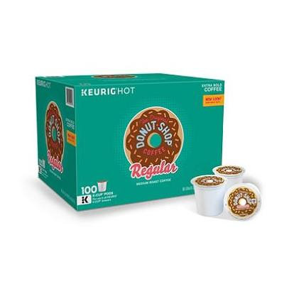 Green Mountain Coffee The Original Donut Shop Coffee (100 K-Cups) (pack of 6)