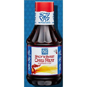 Soy Vay Spicy 'n Sweet Chili Heat Marinade & Dip 22.5oz, One pack
