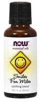 Smiles For Miles Essential Oil Now Foods 1 fl oz Oil