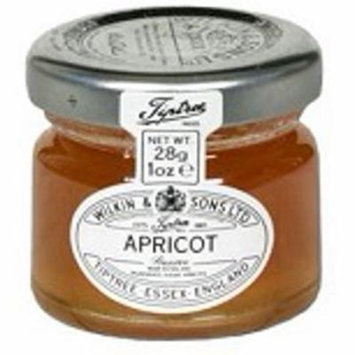 Tiptree Apricot Preserve Minis, 1 Ounce (Pack of 72)