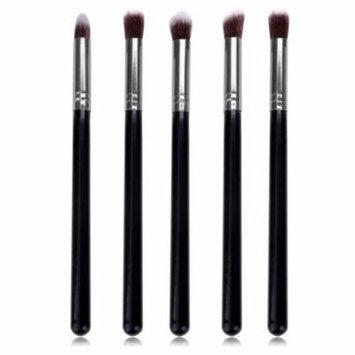 MakeUp Cosmetic Blusher Set Eyeshadow Foundation Wood Brush Tools WLT
