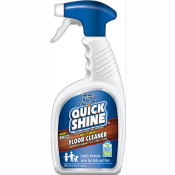 Quick Shine Daily Care Multi-Surface Floor Cleaner, 24 Oz