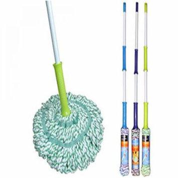 Wholesale Twist Floor Mop - Set of 12, [Household Supplies, Brooms & Mops]