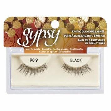(3 Pack) GYPSY LASHES False Eyelashes 909 Black