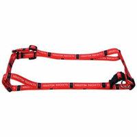 Houston Rockets NBA SMALL 5/8 Inch Adjustable Pet Harness