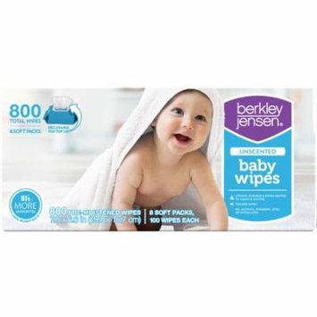 Berkley Jensen Unscented Baby Wipes, 800 ct. (baby wipes - Wholesale Price