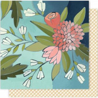 New! One Canoe Two Creekside Double-sided Cardstock 12