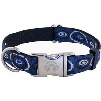 Country Brook Design® Sprockets Premium Dog Collar