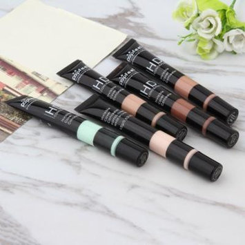 Quantity Of 5 Color 5 Colors Popfeel Woman Face Contouring Highlighter Concealer Cream Palette