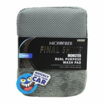 Viking Final Shine Dual Purpose Wash Pad