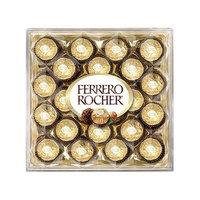 Ferrero Rocher Fine Hazelnut Chocolates, 10.6 oz by Ferrero Rocher