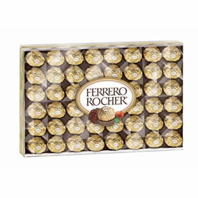 Ferrero Rocher Fine Hazelnut Chocolates, 48 ct. (pack of 6)