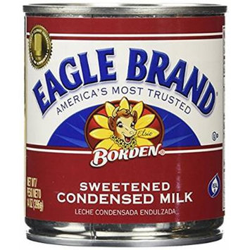 Eagle Brand Sweetened Condensed Milk, 4 pk./14 oz.