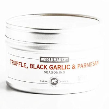 Black Truffle Garlic Parmesan Seasoning 2.3 oz each (3 Items Per Order, not per case)