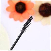 New Arrival 100 PCS Disposable Eyelash Mini Brush Mascara Wands Applicator Makeup