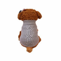 Mosunx® Pet Dog Sweater For Small Dogs Puppies 2 Colours 3 Sizes