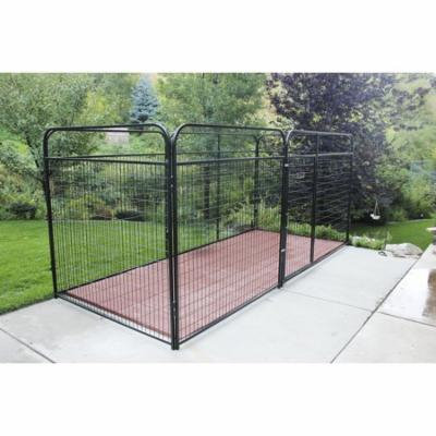 K9 Kennel Store 8' X 16 Welded Wire Basic Dog Kennel System