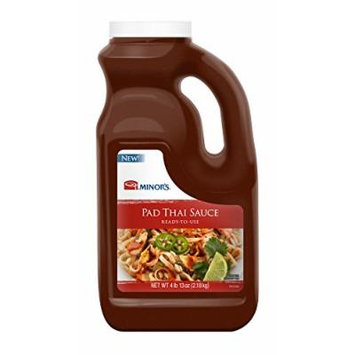 Minor's Pad Thai Sauce 4.81 lb. Jug