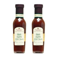 Stonewall Kitchen Maple Chipotle Grille Sauce, 11 Fluid-Ounces (Pack of 2)