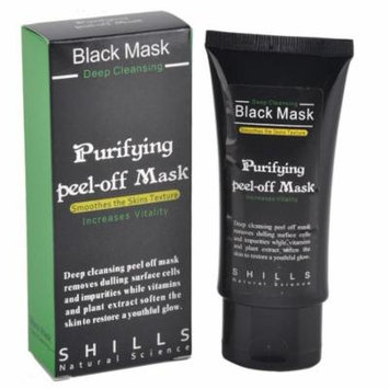 Shills Purifying Peel-off Mask for deep cleansing Black Mask Peel-off Facial Mask