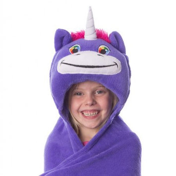 Comfy Critters CC00000X0024000000 Unity The Unicorn Blanket