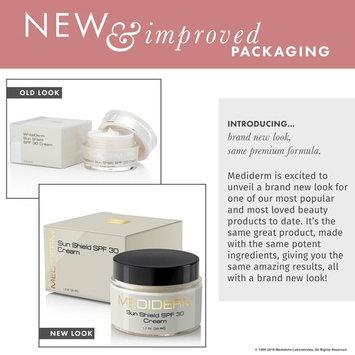 MediDerm Sun Shield SPF 30 Sunscreen,Anti-Aging Moisturizer Cream For Face, Body