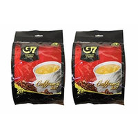 G7 Instant Coffee 3-in-1, 22 Servings 12.43 oz (Pack of 2)