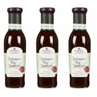 Stonewall Kitchen Dressing, Balsamic Fig, 11 Ounce (Pack of 3)