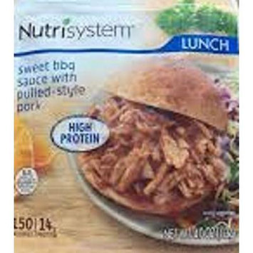 Nutrisystem LUNCH - SWEET BBQ SAUCE W/ PULLED-STYLE PORK High Protein 14 g (7 COUNT)