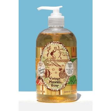 Dolce Mia Vintage Hawaiian Tropical Citrus Natural Liquid Soap 12 oz.