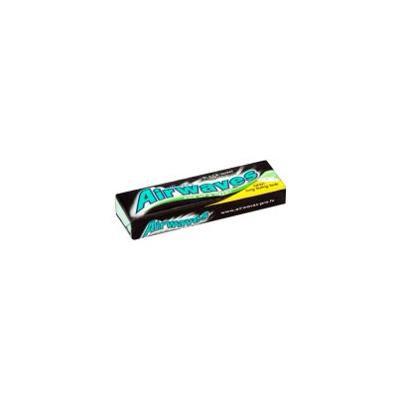Wrigley's Airwaves Sugarfree Gum - Black Mint (10 per pack x 5)