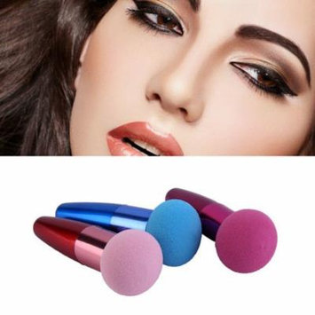 New Arrival Beauty Cosmetic Makeup Sponge Blender Flawless Smooth Round Shaped Powder Puff