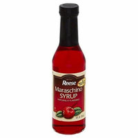 Reese Maraschino Syrup 8 Oz (Pack of 3)