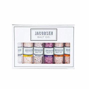 Jacobsen Salt Co. - 6 Vial Salt Sampler