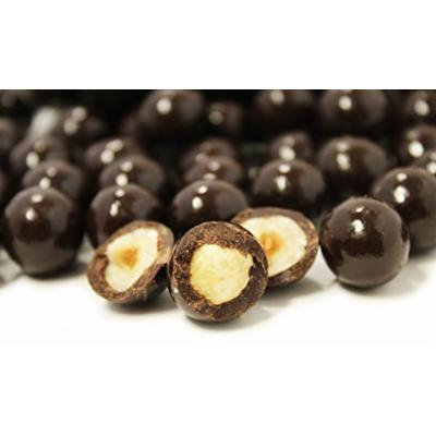 Gourmet Milk Chocolate Covered Hazelnuts by Its Delish, 5 lbs