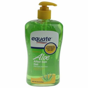 Equate Soothing Aloe After Sun Gel, 20 Oz