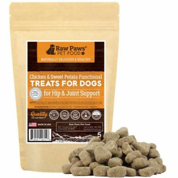 Eager Paws Hip and Joint Chews for Dogs with Glucosamine, Chicken & Sweet Potato Hip and Joint Dog Treats, 5-ounce/60 Soft Chew Dog Supplements - Made in USA - Hip Dysplasia - Arthritis Pain Relief